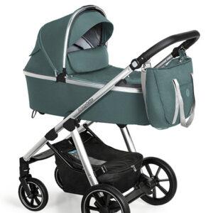 """Καρότσι Baby Design BUENO NEW """"205""""  2 σε 1"""
