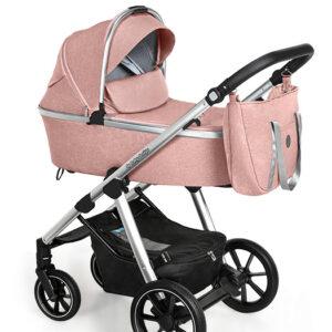 """Καρότσι Baby Design BUENO NEW """"208""""  2 σε 1"""