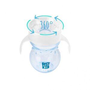 Akuku Κύπελλο με λαβές 360 ˚ – 270 ml
