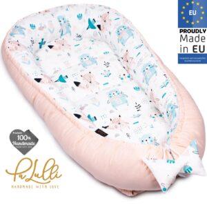 Palulli Φωλίτσα ύπνου μωρού σετ 5 σε 1 – AZTEC SOMON