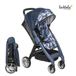 Καρότσι περιπάτου Larktale Chit Chat Stroller – Longreef Navy
