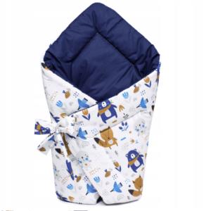 Κουβερτάκι αγκαλιάς – Υπνόσακος BEAR N FOX