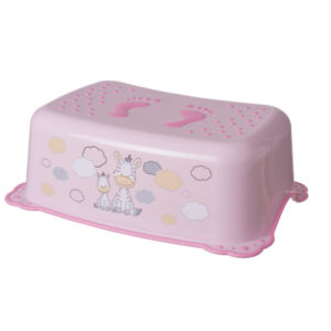MALTEX Παιδικό σκαλοπατάκι μπάνιου ZEBRA