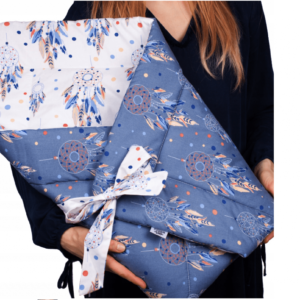 Κουβερτάκι αγκαλιάς – Υπνόσακος DREAM CATCHER
