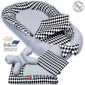 Palulli Φωλίτσα ύπνου μωρού σετ 5 σε 1 – KARO