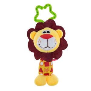 Akuku Plush Κρεμαστό Παιχνίδι, Λιοντάρι-LION