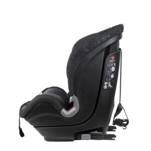 Κάθισμα Αυτοκινήτου Coletto Impero Isofix 9-36kg BLACK