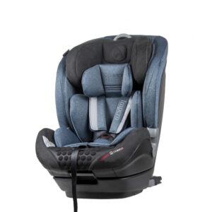 Κάθισμα Αυτοκινήτου Coletto Impero Isofix 9-36kg NAVY