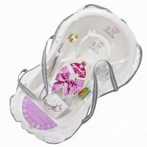 MALTEX BABY σετ μπάνιου νεογέννητου ZEBRA