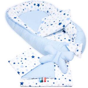 Palulli Φωλίτσα ύπνου μωρού σετ 5 σε 1 – MILKY WAY