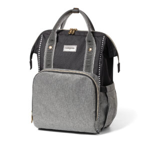 BabyOno Τσάντα αλλαξιέρα – Oslo Style- black