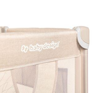 Παρκοκρέβατο – Κούνια Baby Design- Dream