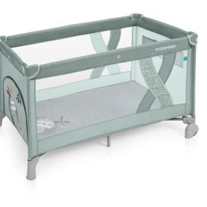 Παρκοκρέβατο – Κούνια Baby Design- Simple