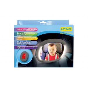Bambino Καθρέπτης Αυτοκινήτου Καθίσματος με φως