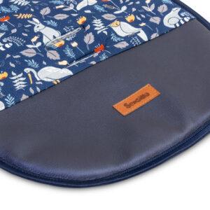 Sensillo Κάλυμμα – Στρώμα για καρότσι 2 όψεων – animals