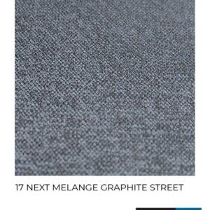 Καρότσι Espiro Next 2.1 Melange 17 graphite 2 σε 1