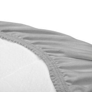 Sensillo Σεντόνι για Καλαθούνα 35 x 75cm – Γκρι