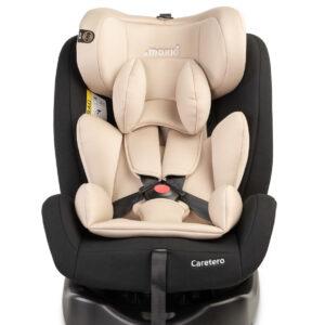 """Κάθισμα αυτοκινήτου CARETERO-MOKKI 360 Isofix """"Beige"""" 0-36kg"""