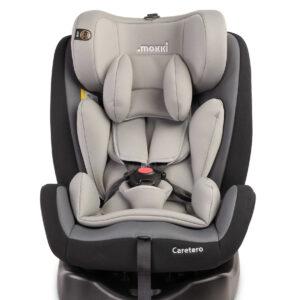"""Κάθισμα αυτοκινήτου CARETERO-MOKKI 360 Isofix """"Graphite"""" 0-36kg"""