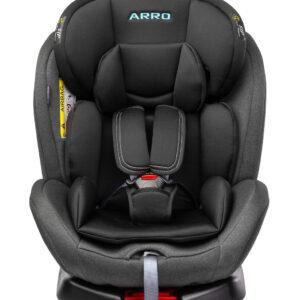 """Κάθισμα αυτοκινήτου CARETERO-ARRO 360 Isofix """"Black"""" 0-36kg"""