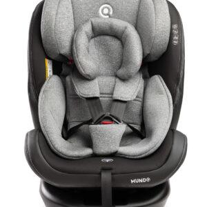 """Κάθισμα αυτοκινήτου CARETERO-MUNDO 360 Isofix """"Grey"""" 0-36kg"""