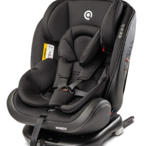 """Κάθισμα αυτοκινήτου CARETERO-MUNDO 360 Isofix """"Black"""" 0-36kg"""