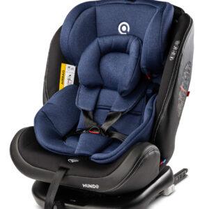 """Κάθισμα αυτοκινήτου CARETERO-MUNDO 360 Isofix """"Blue"""" 0-36kg"""