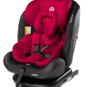 """Κάθισμα αυτοκινήτου CARETERO-MUNDO 360 Isofix """"Red"""" 0-36kg"""