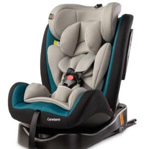 """Κάθισμα αυτοκινήτου CARETERO-MOKKI 360 Isofix """"Dark Green"""" 0-36kg"""