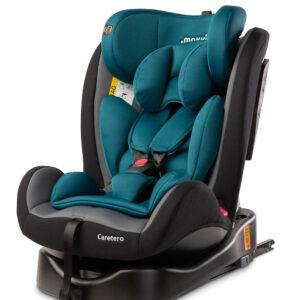 """Κάθισμα αυτοκινήτου CARETERO-MOKKI 360 Isofix """"Mint"""" 0-36kg"""