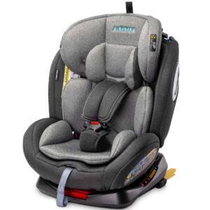 """Κάθισμα αυτοκινήτου CARETERO-ARRO 360 Isofix """"Grey"""" 0-36kg"""