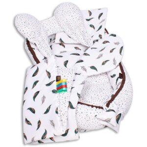 Palulli Φωλίτσα ύπνου μωρού σετ 5 σε 1 – CLASSIC (new)